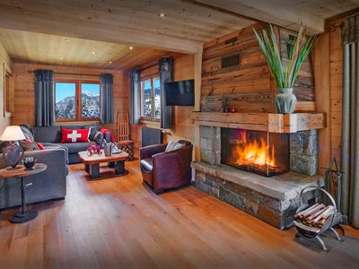 Photo for 5* Ski to the La Clusaz lifts or just relax in the hot tub - OVO Network