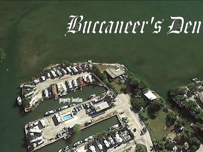 Photo for BUCCANEER'S DEN - Waterfront W/ 20ft. Dock On The Property