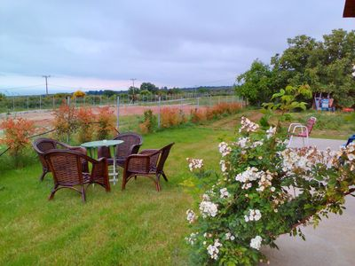 Photo for Pretty house with great view in big garden