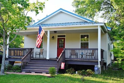 Newly remodeled charmer with all of the comforts of home....
