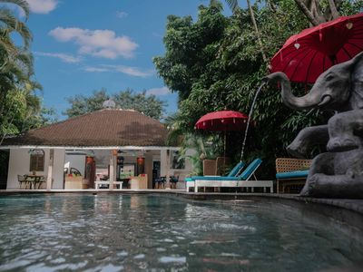 Photo for PROMO - 1 BR Villa, Central Seminyak, 15 Mins Walk to Beach