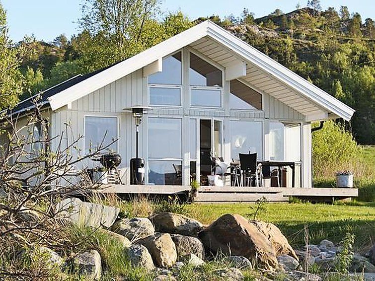 Vacation Home Flatanger In Flatanger, Central Norway