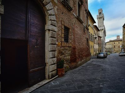 Photo for Focolare - Apartment in a Palazzo del 500 in the center of Montepulciano