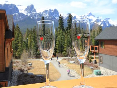 Photo for 3BR Condo Vacation Rental in Canmore, AB
