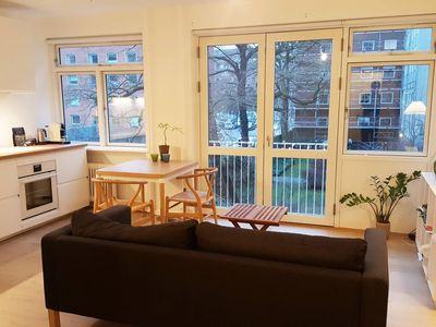 Photo for Downtown, Quiet & Charming Copenhagen apartment