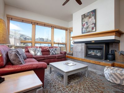 Photo for Beautiful Remodeled Home -200ft to Slopes & Base Area -w/ Hot Tubs - Disc Lift Tix Available