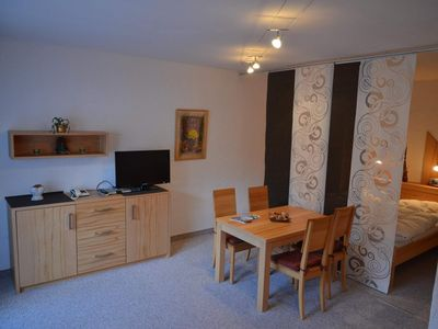 Photo for Apartment A / living / bedroom / shower, WC - Ostbacher Stern