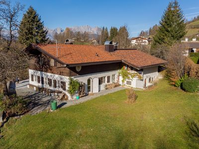 Photo for Charming villa in Kitzbühel a short distance from the ski lift and center (1km)