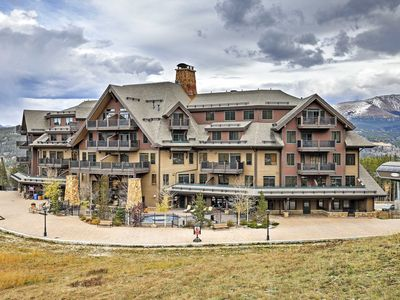 Photo for 2BR Ski-in/Ski-out Breckenridge Condo on Peak 7!
