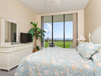 Photo for First floor beach front and view