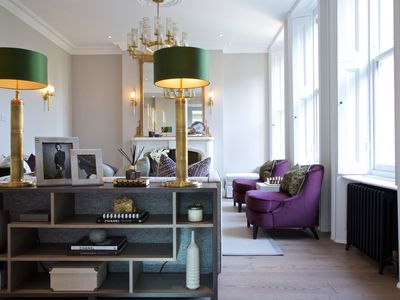 Photo for Exquisite 2BR Apartment with garden and parking in Highgate, by Veeve