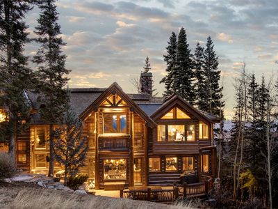 Photo for Abode Off Last Chance | Deer Valley Ski Estate | Ski In/Ski Out