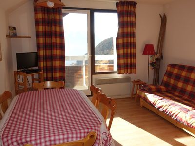 Photo for 1BR Apartment Vacation Rental in L ALPE D HUEZ