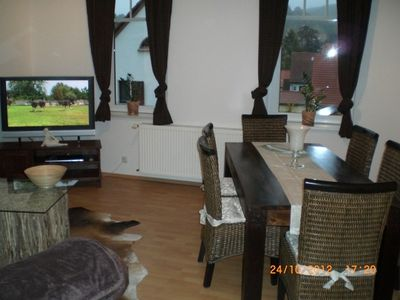 Photo for Exclusive apartment / quiet and close to the center for 6 persons