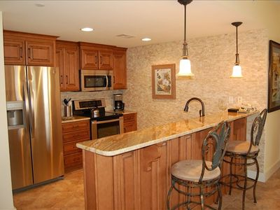 Beautifully enlarged and completely renovated kitchen