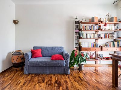 Photo for Spacious Apartment 2BD1BR1LR1K, easy Park./ bus, comfortable, equipped