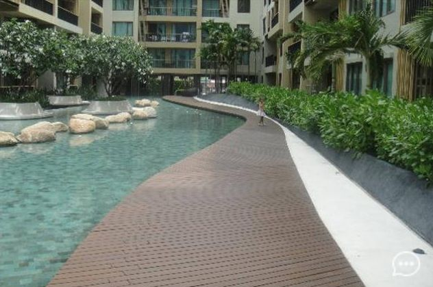014 San Suk 2 br pool view beachfront