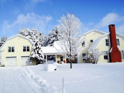 Photo for 5BR Estate Vacation Rental in Stowe, Vermont