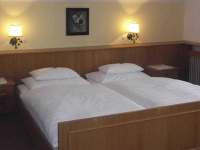 Photo for Large double room No. 20 - Hotel Garni Stabauer