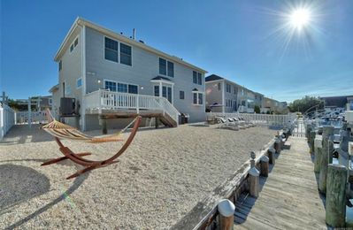 Photo for Lagoon Front Beach House... Pet Friendly