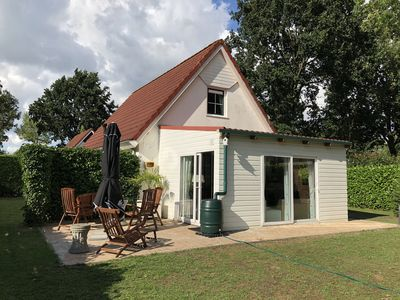 Photo for Spacious holiday home in Zeeland on the Veerse Meer with garden for family with dog