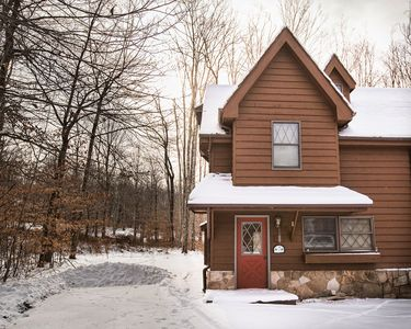 Photo for Snow Diggs is a Cozy Escape Walking Distance to the Slopes and Trails!