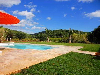 Photo for Beautiful property with swimming pool with an exceptional view