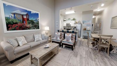 Photo for NEW LISTING! Stylish 2BR/2BA Walking Distance to Beach and Packery Channel