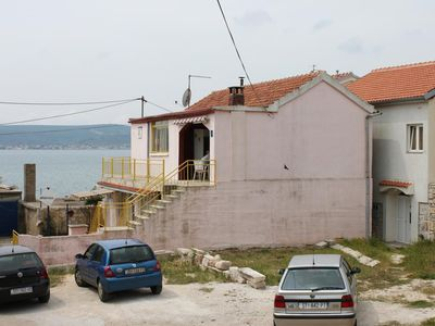 Photo for Apartment in Sveti Petar (Biograd), capacity 6+0