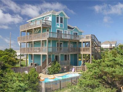 Photo for Oceanside in Frisco w/Htd Pool&HotTub, RecRoom, Pets