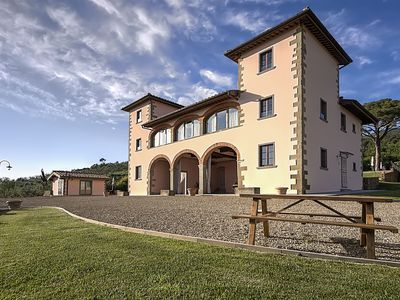 Photo for Superior 2 Bedrooms apartments in a farmhouse,with Pool,WiFi,A/C. Close Florence