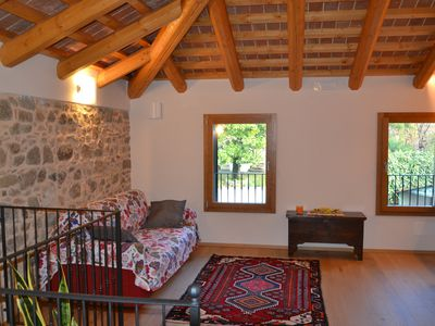 Photo for Ca 'Tobia Villa in the Euganei Hills, stunning view!