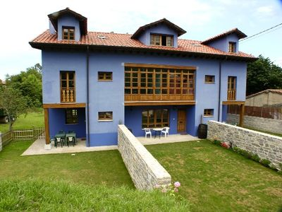 Photo for Rural apartments La Lloberiza for 6 people