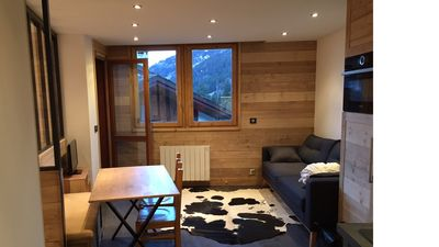 Photo for RENOVATED APARTMENT, 2 Bedrooms, 4p, Hameau de Planchamp, Valmorel