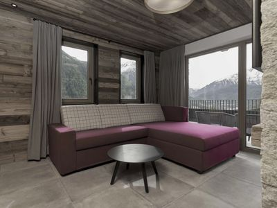 Photo for Vacation home The PEAK in Sölden - 5 persons, 2 bedrooms
