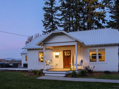 Photo for Modern Farmhouse- Conveniently Located in Kalispell