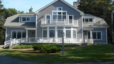 "Photo for BOOTHBAY HARBOR ""Oceanhouse"" 4 Bedroom. 4.5 Baths...""SERENE"" Spruce Point Estate"