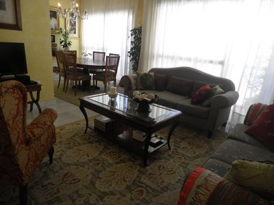 Photo for 4BR Condo Vacation Rental in Sevilla