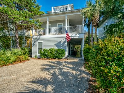 Photo for Walk to Rosemary and Alys Beaches~Porches on Every Level