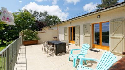 Photo for House Vacation Rental in Courties, Pays d'Auch