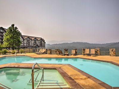 Photo for Lavish Cle Elum Condo w/ Pool Access and Views!