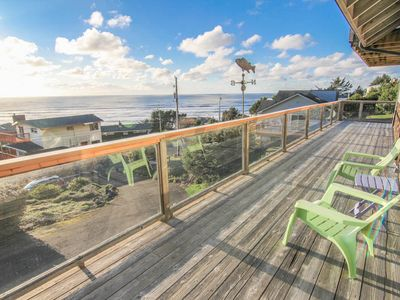 Photo for Popular Roads End Home with Spectacular Ocean Views