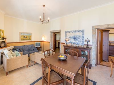 Photo for Semi-detached holiday home on an estate with a swimming pool