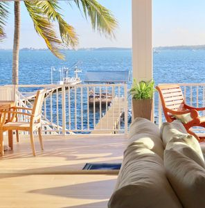 Photo for Newly constructed home with one-of-a-kind water views and private pier.