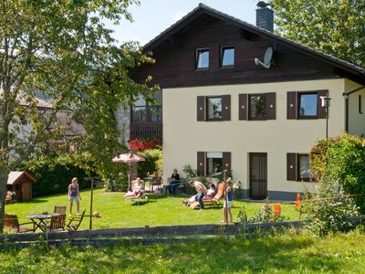 Photo for 2 holiday apartments with heart Habischried / Geißkopf WLAN a. Wish with breakfast