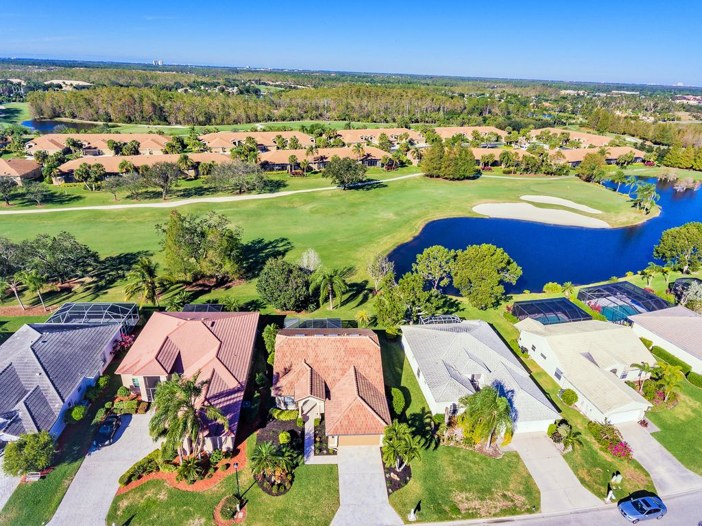 Old Hickory Country Club New Furniture Super Clean All Golf Included Fort Myers