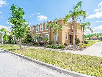Photo for 4 Bed Cozy Duplex w/Private pool Free Wifi -15 min from Disney -Gated Community