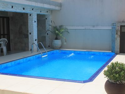 Photo for House with Pool Praia Grande