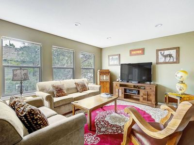 Photo for Modern Home With Antique Charm Near Parks/Hiking!
