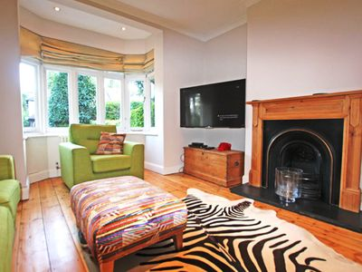 Photo for Beautiful 4 bed house in Blackheath with parking fibre optic WiFi wireless